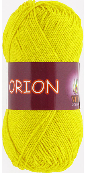 Vita cotton Orion Желтый