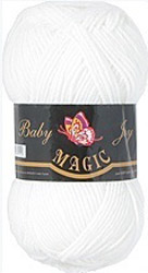 Magic Baby Joy Белый