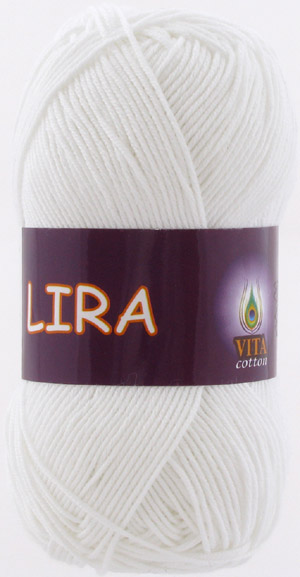 Vita cotton Lira Белый