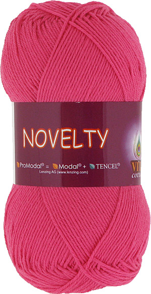 Vita cotton Novelty Фуксия