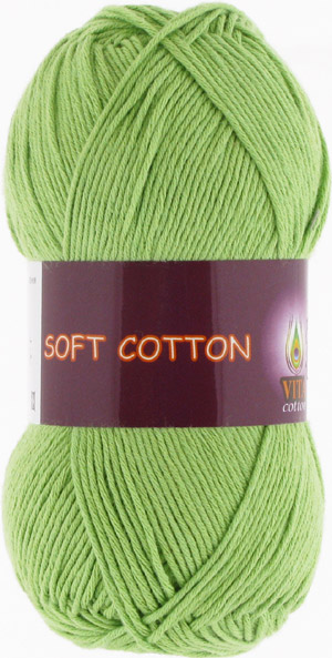 Vita cotton Soft cotton Молодая зелень