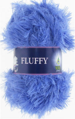 Vita Fancy Fluffy Голубой
