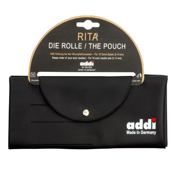 610-0 Футляр для хранения чулочных спиц Addi, толщиной 2-8мм